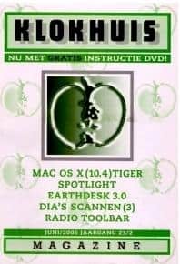 Klokhuis magazine cover